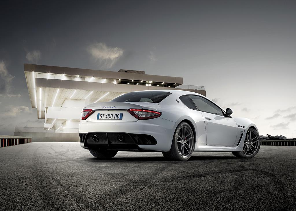 The new Maserati GranTurismo